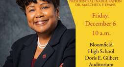 Bloomfield College Announces the Presidential Inauguration of Dr. Marcheta P. Evans