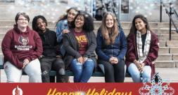 [Video] Happy Holidays from Bloomfield College