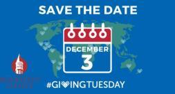 Tomorrow is Giving Tuesday at Bloomfield College and Around the World