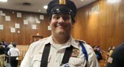 Bloomfield College Student Receives Numerous Accolades at Cops 4 Kids Ceremony