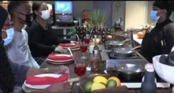 CSLE and Gourmet Dining Services Co-host Cooking Webisode